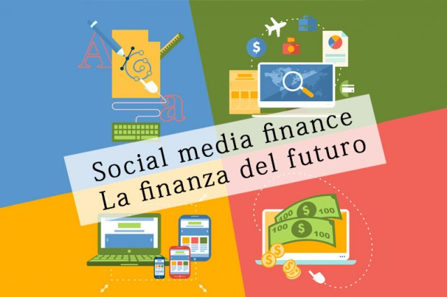 Social media finance - Google, Facebook, Ebay