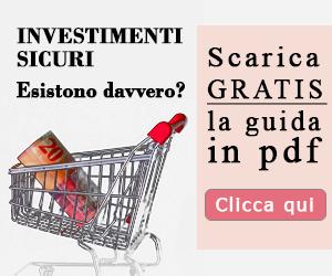 Investimenti sicuri - Newsletter RdFinanza