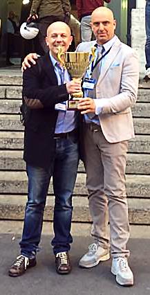 Roberto D'Addario trader's cup 2014