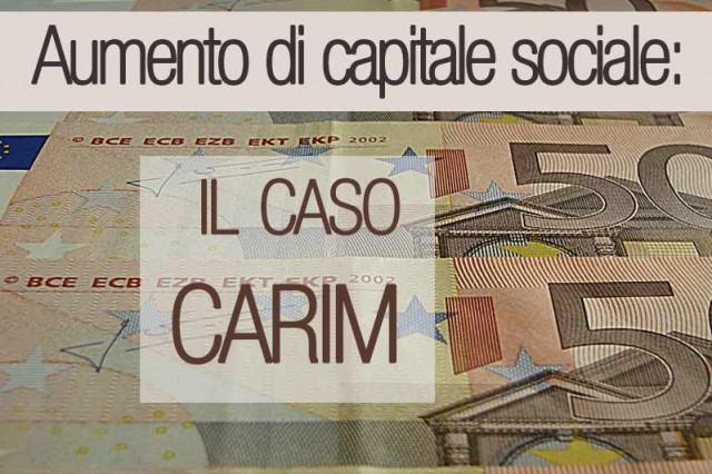 Aumento di capitale sociale